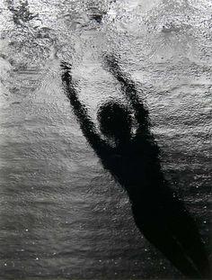 Nageuse Fritz Brill 1948