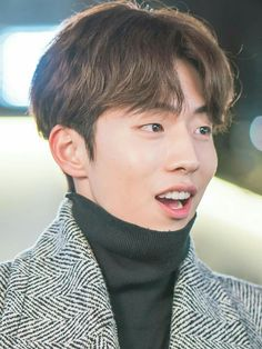 Nam Joo Hyuk Nam Joo Hyuk Lee Sung Kyung, Jong Hyuk, Drama Korea, Korean Drama, Asian Actors, Korean Actors, Park Hyungsik Strong Woman, Joon Hyung, Kim Book