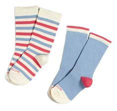 Sky Blue Kids Socks from Etiquette
