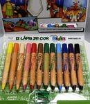 Jumbo-kleurpotloden