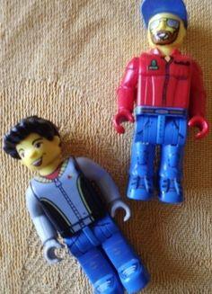 Kaufe meinen Artikel bei #Mamikreisel http://www.mamikreisel.de/spielzeug/zum-bauen-playmobil-lego-and-co-dot/30045075-2-jack-stone-legofiguren