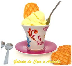 Sweet Gula: Gelado de Coco e Ananás