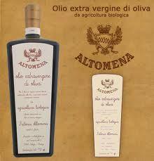 olio etichetta anticata