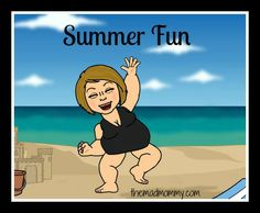Summer Fun!  themadmommy.com