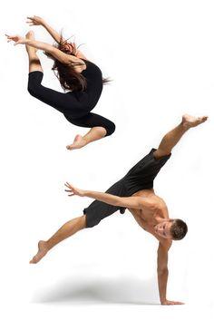 Modern dansen