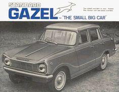 Standard Gazel, The Indian Triumph Herald - 1971