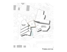 roberta barbieri, eliseo d'alonzo · Internationa architectural competition for an extension between the Alvar Aalto museums  - SHORTLISTED PROJECT -