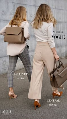Our business handbags are available in various neutrals for an elegant and timeless effect with your business outfits. Shop now our wide selection of premium leather, Italian handcrafted business bags. Zurich, Laptop Bag For Women, How To Make Handbags, Business Outfits, Powerful Women, Business Women, Elegant, Chic, Fitness
