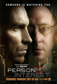 Person of Interest (http://www.tv.com/shows/person-of-interest-2011/)