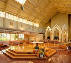 Tannoy And Lab.gruppen Provide Intelligibility For Sacred Heart Church - Pro Sound Web Sacred Heart, Lab, Professional Audio, Mansions, House Styles, Flowers, Home Decor, Decoration Home, Room Decor