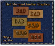 Father's Day Clip Art Dad Clipart Instant by CheriesArtsnCrafts, #dad #fathersday #graphicdesigners #photoshopfiles #pngclipart #dadclipart