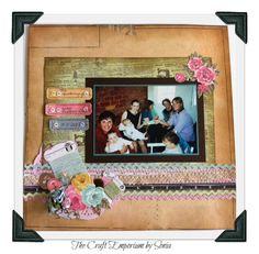 The Craft Emporium – Needle & Thread – Home crafts Needle And Thread, Home Crafts, Collections, Decor, Decoration, Handmade Crafts, Decorating, Deco, Diy Crafts Home
