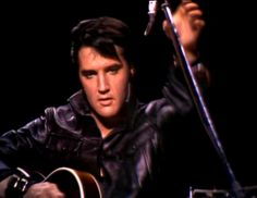 Elvis - 1968 NBC TV Special presented by Singer