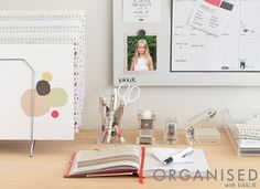 Kikki.K - An Organised Life: Desk Tools