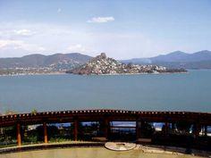 Estado de Mexico, Valle de Bravo, Hotel El Santuario, Town view 1 - Photo by www.luxuriousmexico.com 0407