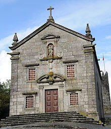 Santuario Nossa Senhora do Pilar dove si trova la cappella dedicata alla Maddalena