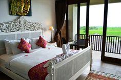 Sahaja Sawah Resort Bali Erfahrungsbericht: Die Poolvilla
