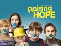 I love Raising Hope, it's hilarious!