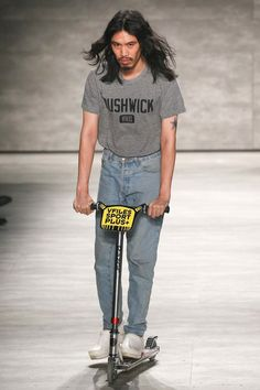 VFiles Fall 2015 Ready-to-Wear Fashion Show Fashion Show Review