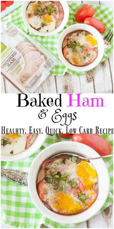 Best Breakfast Ever - Quick, Easy, Low Carb, Healthy #ad
