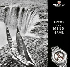 Tag Heuer Advert