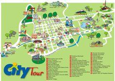 2 1/2 hour city tour by bus.  BR$18, Campo Grande.