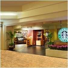Hilton Anaheim, CA Disneyland Hotel - Starbucks