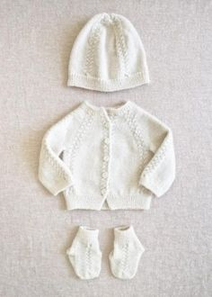 Knit Layette | The Purl Bee