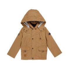 Parka beige Declooage - Les manteaux et imperméables - Garçon - Petit enfant (2-7 ans) | Sergent Major
