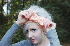 If I absolutely had to crochet a bow, this one would be it