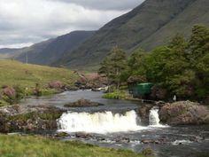 Aasleagh Falls,Mayo /Galway Borders.