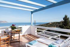 Greece, Outdoor Decor, Home Decor, Decks, Greece Country, Decoration Home, Room Decor, Home Interior Design, Home Decoration