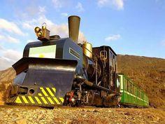 Tren de Fin del Mundo. Tierra del Fuego. Argentina