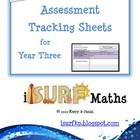 Assessment Tracking Sheets for Year Three – Australian Curriculum 26 pages  MAKING CONNECTIONS and INSTRUCTIONS - 1 page  RECORDING SHEETS  Sample ...