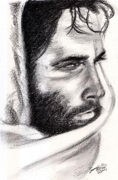 I love this sketch of Jesus♥ For more daily inspiration go to http://www.godismyguide.com