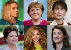 Forbes ranking of the World's 100 Most Powerful Women  2013