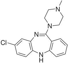 Clozapine (Clozaril, Gen-Clozapine in Canada, Azaleptin, Leponex, Fazaclo, Froidir; Denzapine, Zaponex in the UK; Klozapol in Poland, Clopine in Australia and New Zealand) is an atypical antipsychotic.