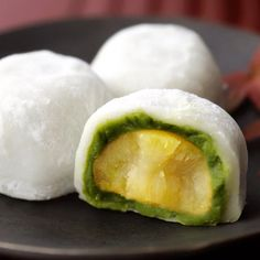 伊藤久右衛門 栗抹茶だいふく | Sumally Japanese Wagashi, Japanese Cake, Japanese Sweets, Japanese Food, Japanese Style, Mochi, Asian Desserts, Asian Recipes, Tempura