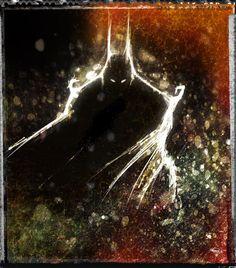 The Batman by DanielMurrayART on DeviantArt