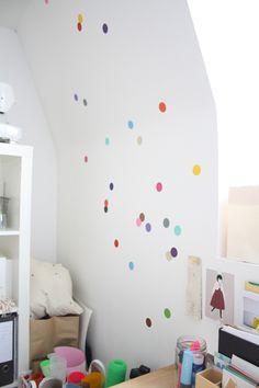 muursticker dots