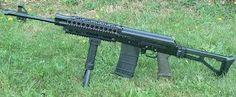 saiga 410 semi auto shotgun