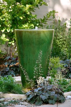 Serenity in the Garden: Garden Photo of the Day - A Serene Water Feature