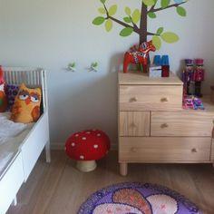 Så er der ryddet op!  #pigeværelse #værelse #børneværelse #roommate #kili #ikea mm.