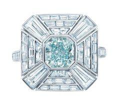 """La bague """"Colors of Wonder"""" de Tiffany & Co."""
