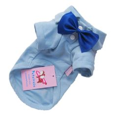 Petparty Cozy Cotton Dog Polo Clothes Dog Polo Shirt T Shirt Free Shipping,Light Blue(Blue Bow),S Petparty http://www.amazon.com/dp/B00AYEMGAE/ref=cm_sw_r_pi_dp_bgb7tb0Q6EWRC