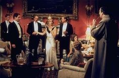 Gosford Park (2001) #CostumeDesign: Jenny Beavan