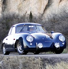 DO YOU LIKE VINTAGE? Porsche 356 (1953)