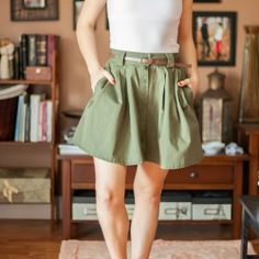 A step-by-step tutorial for five skirts to wear all year round