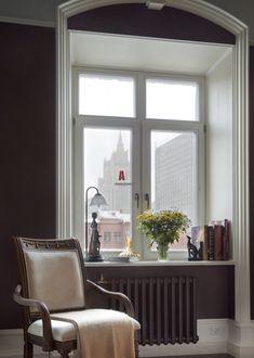 Реконструкция квартиры с видом на три сталинские высотки