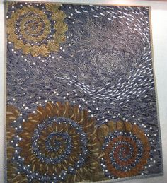 by Etsuko Ishitobi; Japan Quilt Grand Prix First Place  2012 Tokyo International Great Quilt Festival
